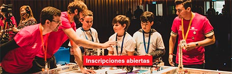 Torneo Clasificatorio FIRST LEGO League Comunidad Valenciana 2019